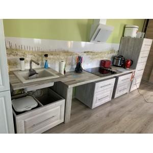 Жилой модуль кухня 1