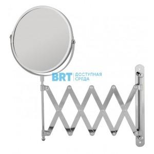 Зеркало настенное увеличительное