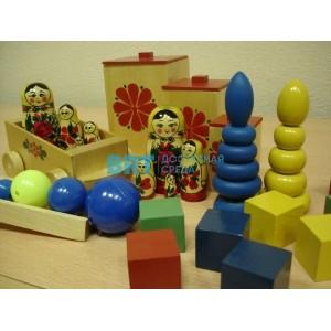 Методика исследования интеллекта ребенка ( чемодан Стребелевой...