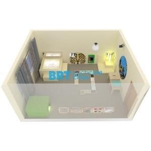 Сенсорная комната в детском саду 2