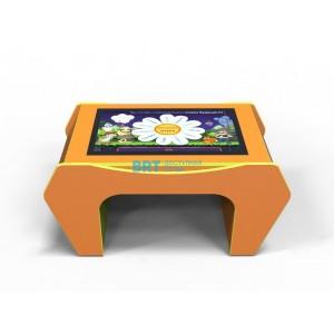 Мультимедийный интерактивный стол Познайка
