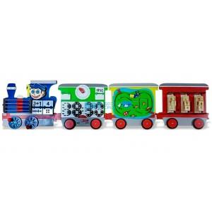 Бизиборд Скорый поезд