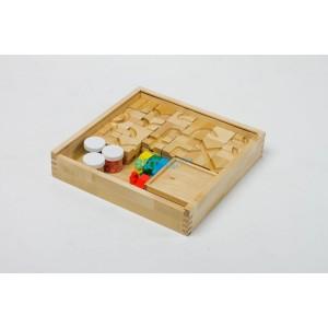 Игровой комплект психолога №3 «Ориентация в пространстве и...