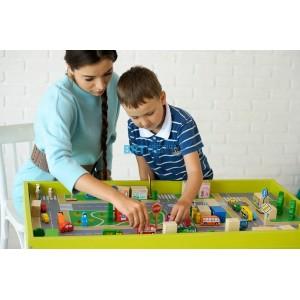 Игровой ландшафтный стол «Правила дорожного движения»