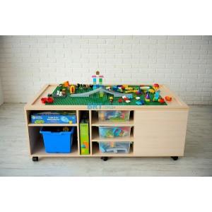 Игровой многофункциональный стол «STEM»