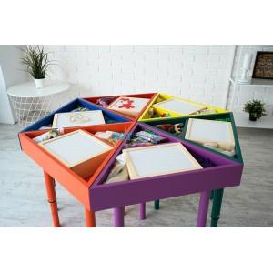 Игровой многофункциональный стол Творчество