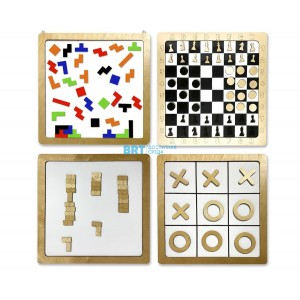 Набор «Настенные логические игры №2»