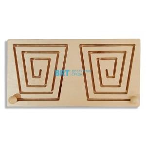 Дидактическая панель развития рук №2