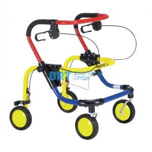Детский роллатор - ходунки Фикси