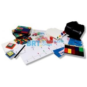 Базовый набор для индивидуальных занятий с детьми младшего возраста...