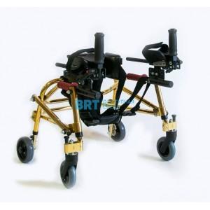 Ходунки на 4-х колесах с подлокотной опорой BR-1200
