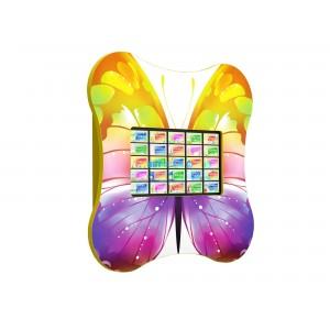 Интерактивная панель-стол «Бабочка»