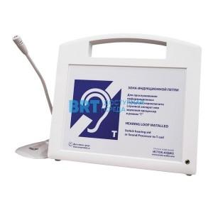 Портативная индукционная система Исток А2 с аудиовыходом