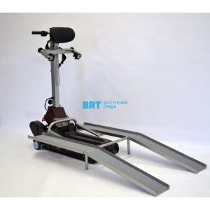 Лестничный подъемник БАРС 130