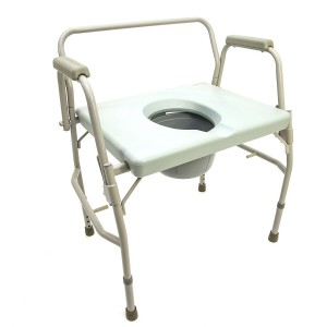 Кресло-туалет повышенной грузоподъемности HMP-7012