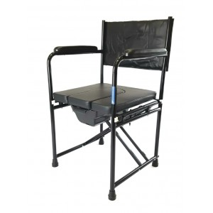 Кресло-туалет для инвалидов BR-2815 (складное)