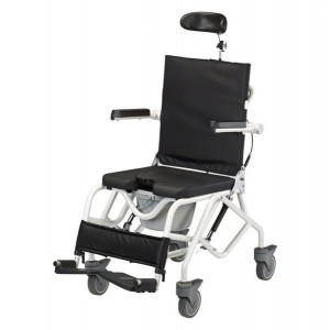 Кресло-каталка с санитарным оснащением BR-800-140009