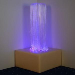 Напольный фибероптический модуль «Волшебный фонтан»
