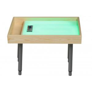 Световой стол для рисования песком и отсеком для песка (400х600 мм)
