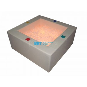 Интерактивный сухой бассейн, Standard