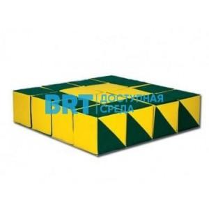 Модульный набор «Занимательные кубики»