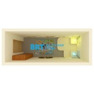 Тактильная комната 1