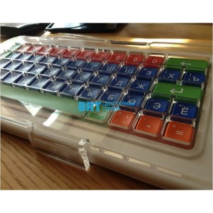 Клавиатура адаптированная, беспроводная с крупными кнопками
