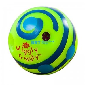 Мяч со звуковыми эффектами «Вигли-гигли»
