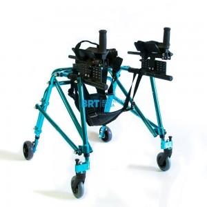 Ходунки на 4-х колесах с подлокотной опорой BR-3200