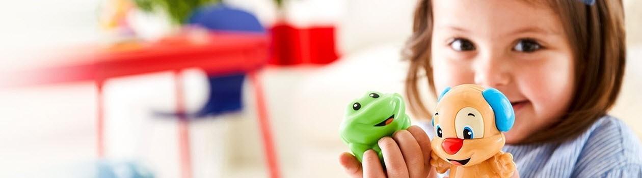 Адаптированные игрушки