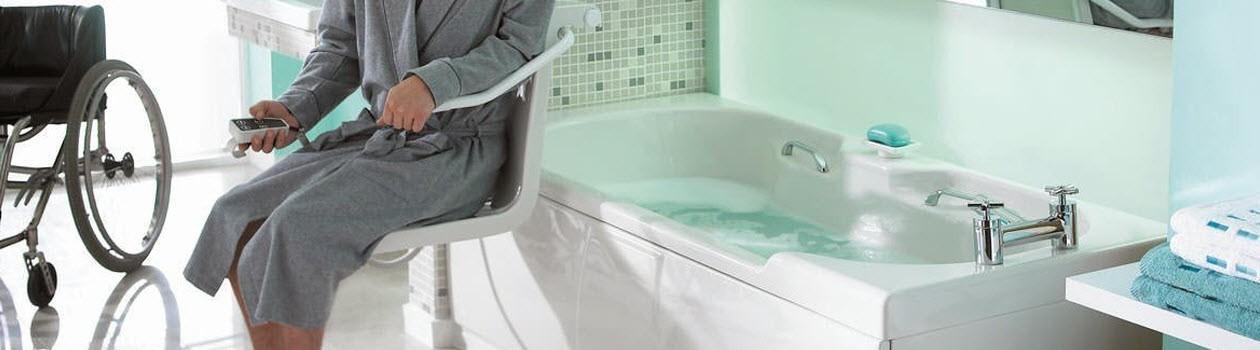 Адаптивная ванная комната